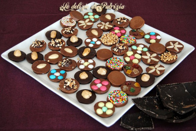 Cioccolatini sfiziosi