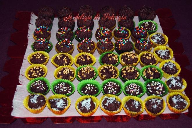 Micro cakes cocco e rhum