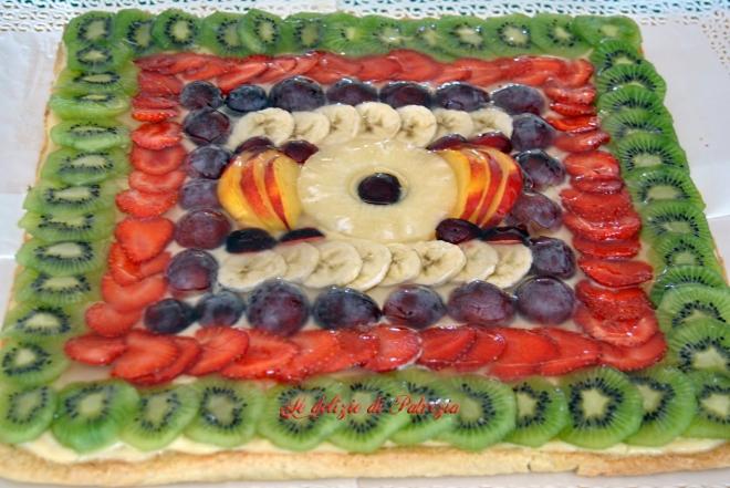 Crostata alla frutta copia