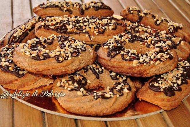Biscotti burro e nocciola