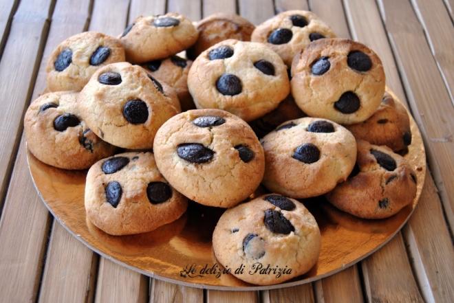 Cookies zenzero e cioccolato