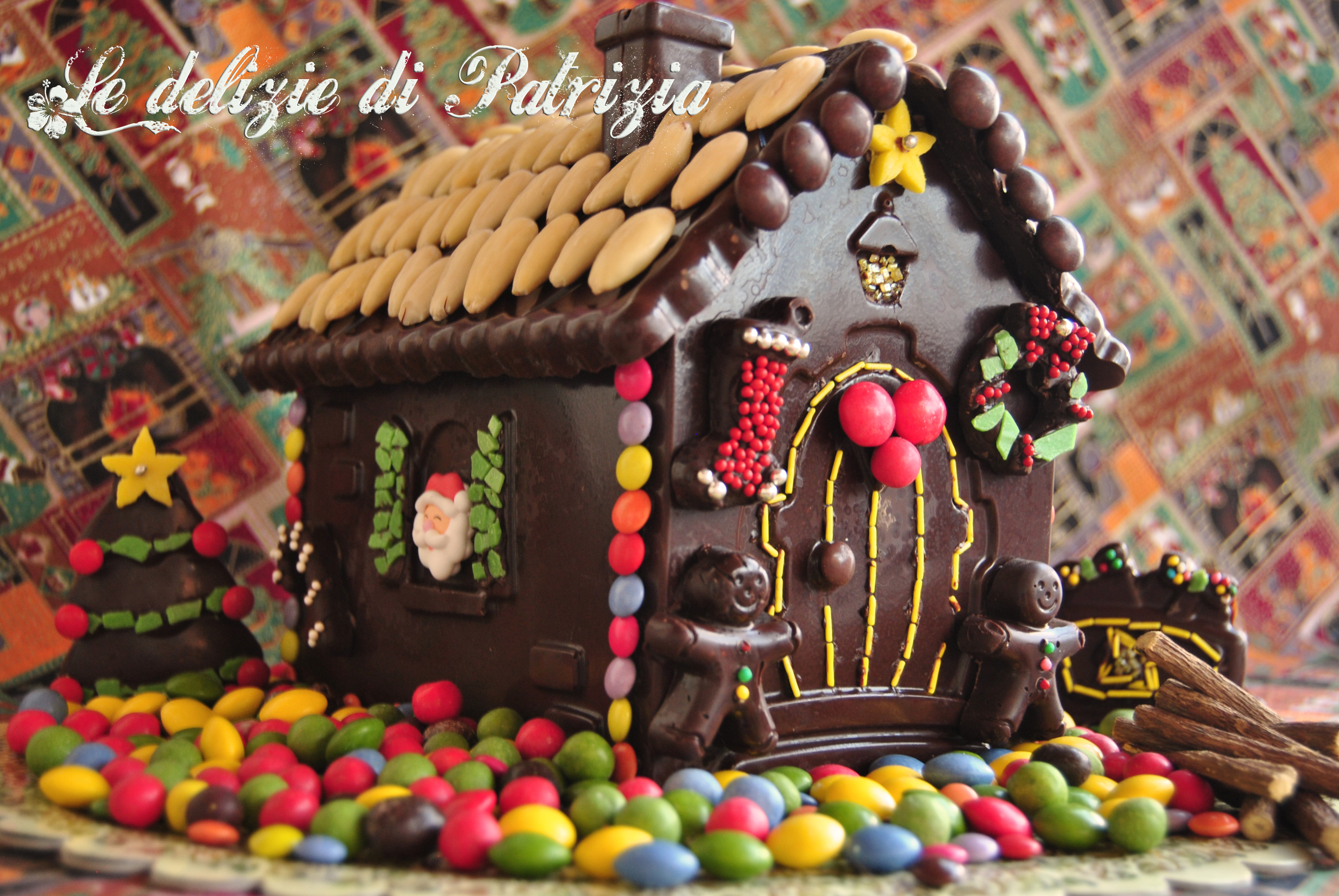 casa di cioccolato Le delizie di Patrizia