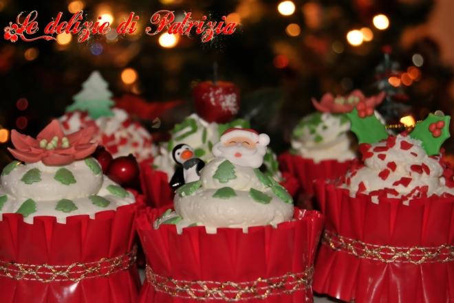 Christmas's Cupcakes