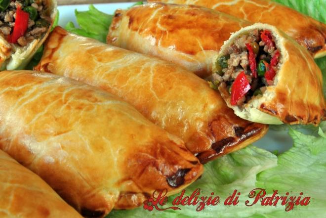 Fagottini sfiziosi (empanadas)