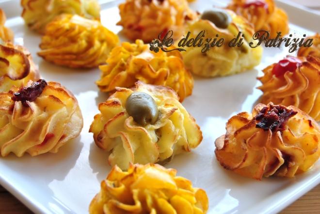 Patate Duchessa vari gusti