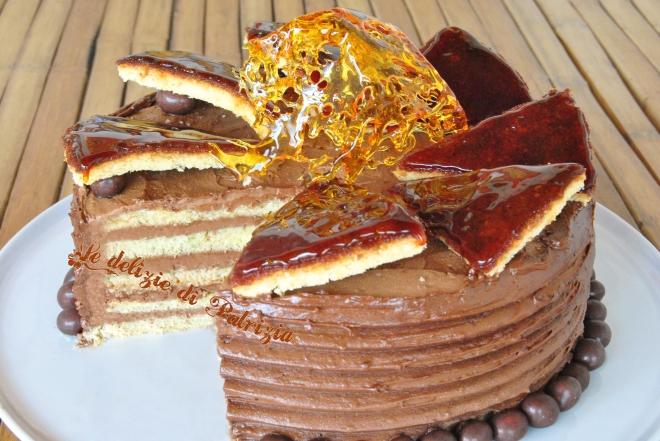 Torta dobos ©Le delizie di Patrizia Gabriella Scioni Ph.