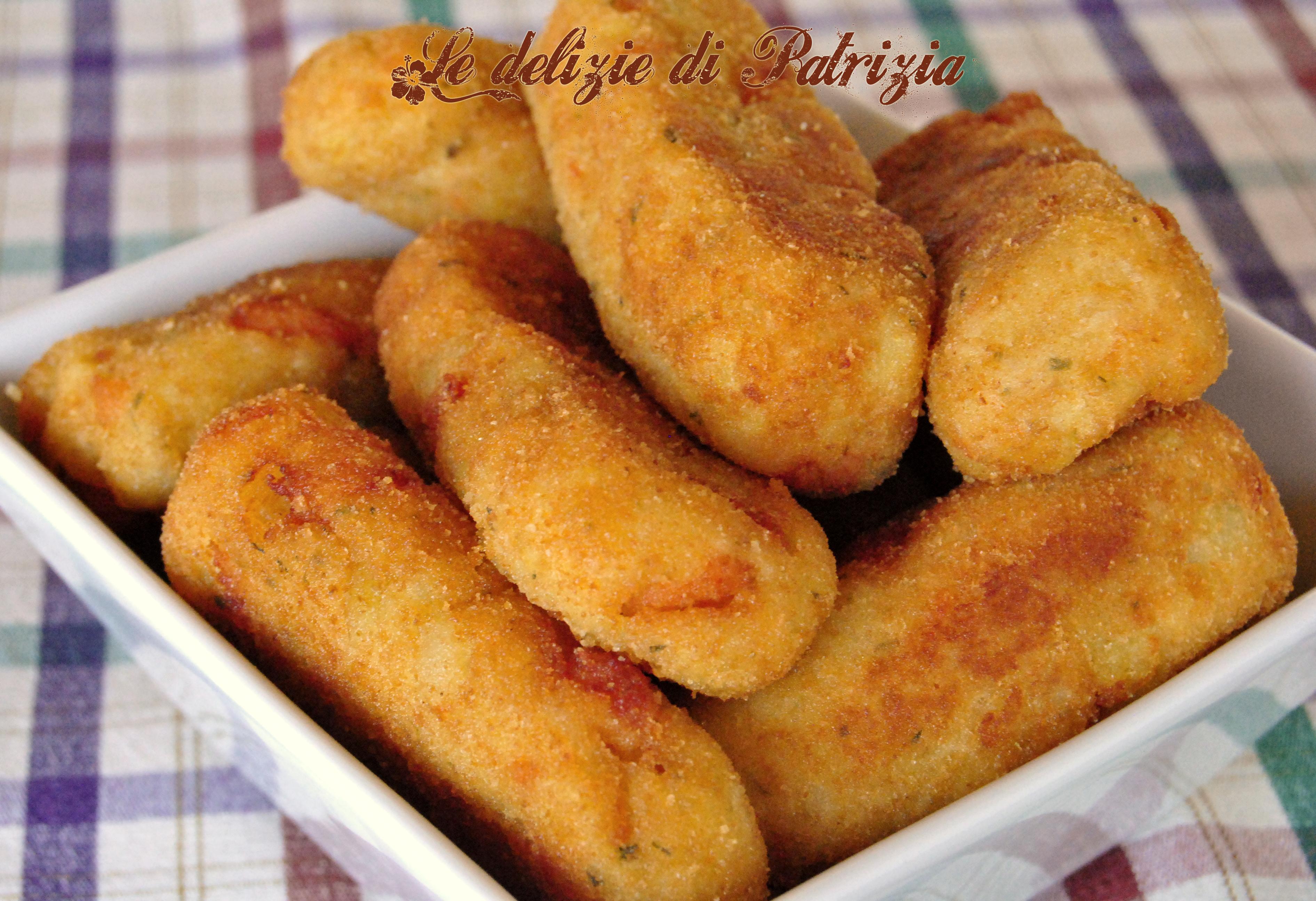 Bastoncini di patate e salmone le delizie di patrizia for Salmone ricette