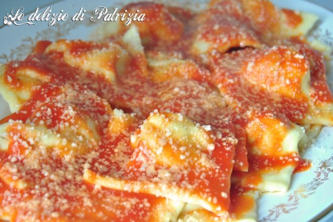 Ravioli di patate e menta ©Le delizie di Patrizia Gabriella Scioni Ph.