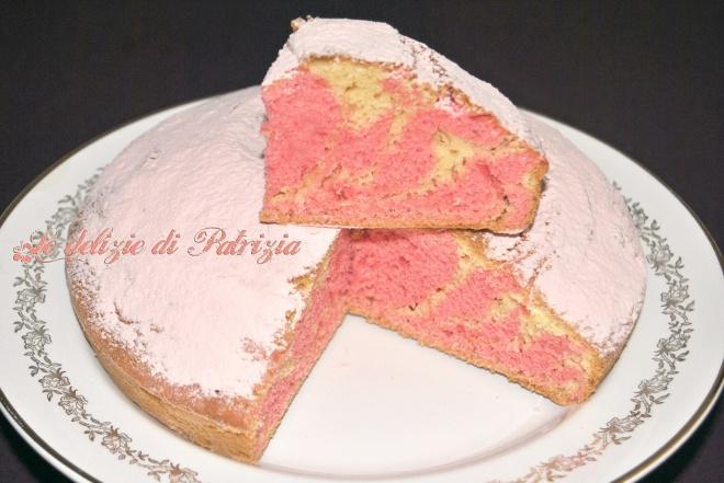 Tortina vaniglia e alchermes
