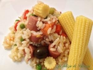 Insalata di riso  ©Le delizie di Patrizia Gabriella Scioni