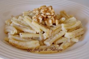 Pasta alle noci ©Le delizie di Patrizia Gabriella Scioni