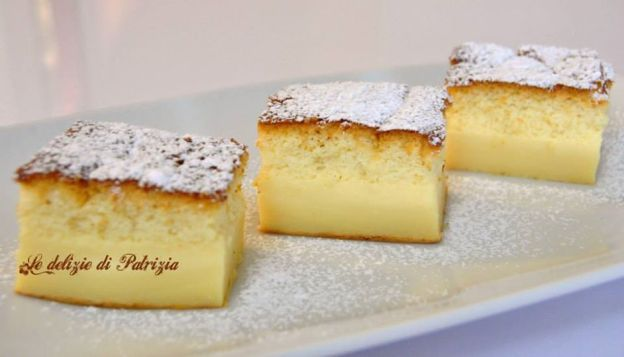 Magic cake (al limone)