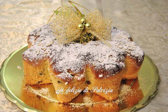 Pan brioche al miele con uvetta e canditi