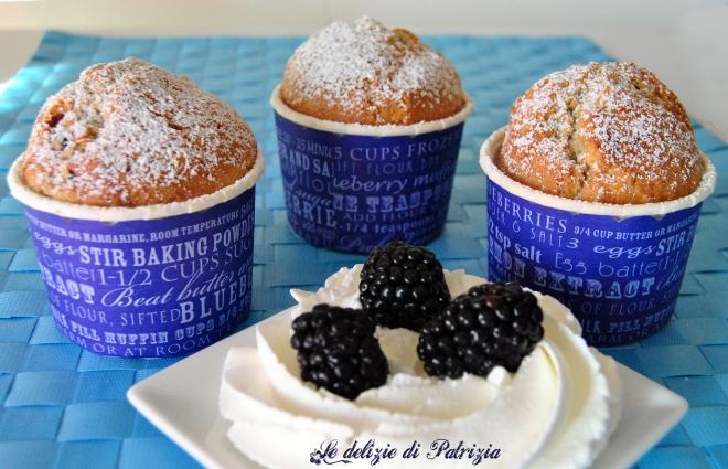 Muffins panna e more
