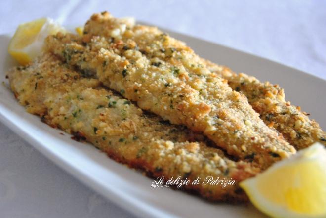 Filetti di merluzzo croccanti (al forno)