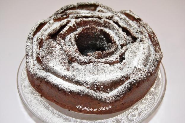 Torta cioccolato e rhum