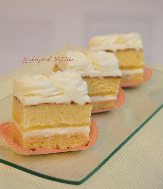 Torta morbidissima con crema al mascarpone e gelèe d'arancia