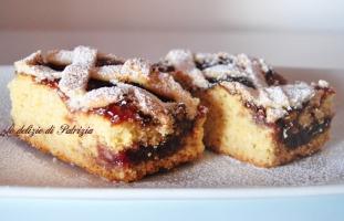 Crostata morbida con marmellata 3