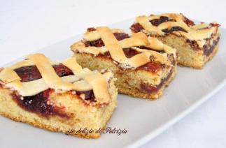 Crostata morbida con marmellata
