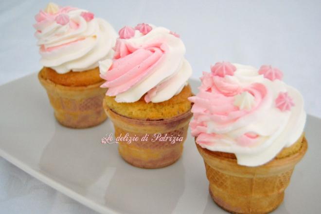 Muffins in cialda