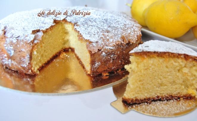 Caprese al limone (senza glutine)