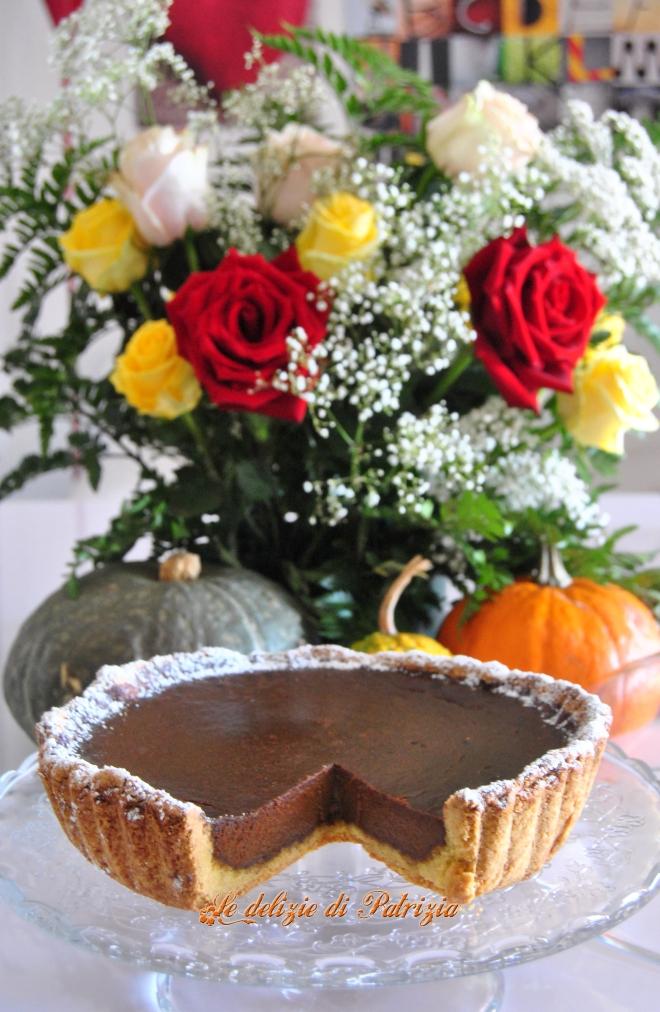 Pumpkin Pie (Crostata speziata alla zucca)