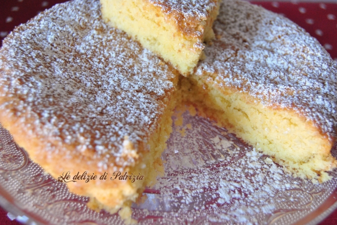 Crostata morbida al cocco e lime