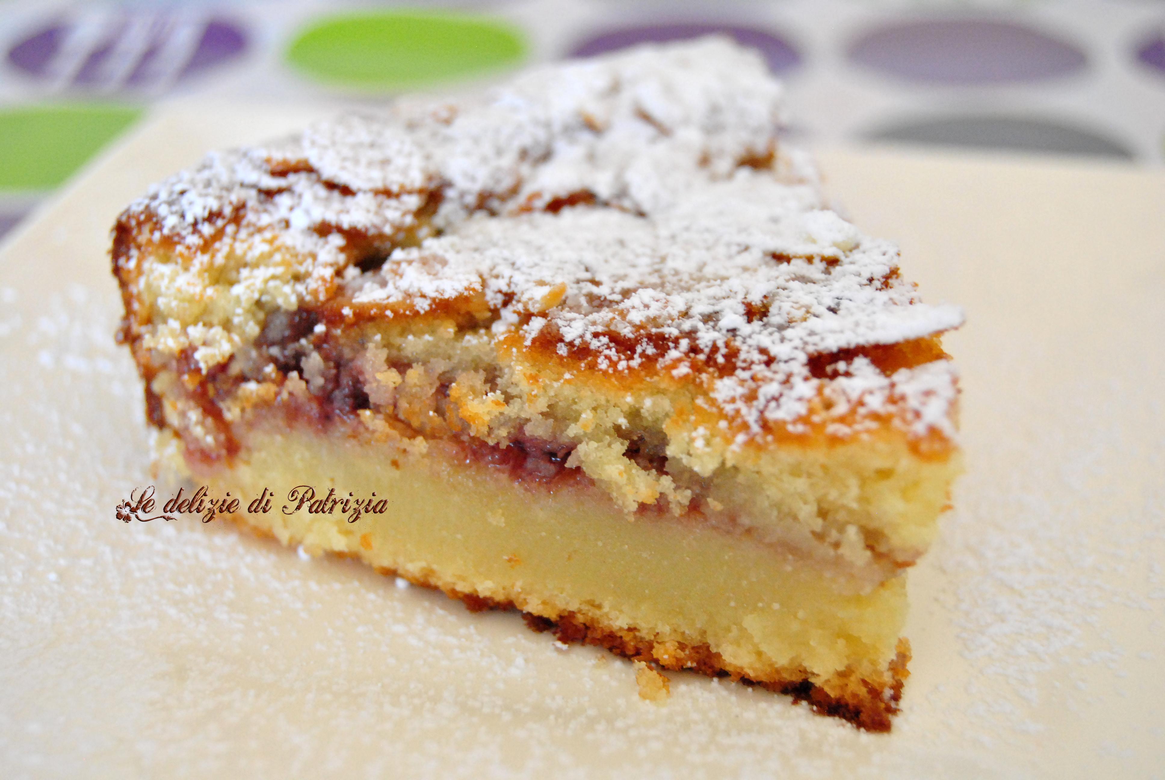 Torta Cremosa Con Mascarpone E Farina Di Mandorla Le Delizie Di