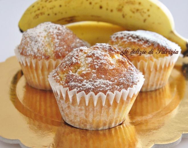 Tortine con banane