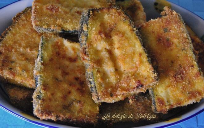 Panatine di zucchine (al forno)