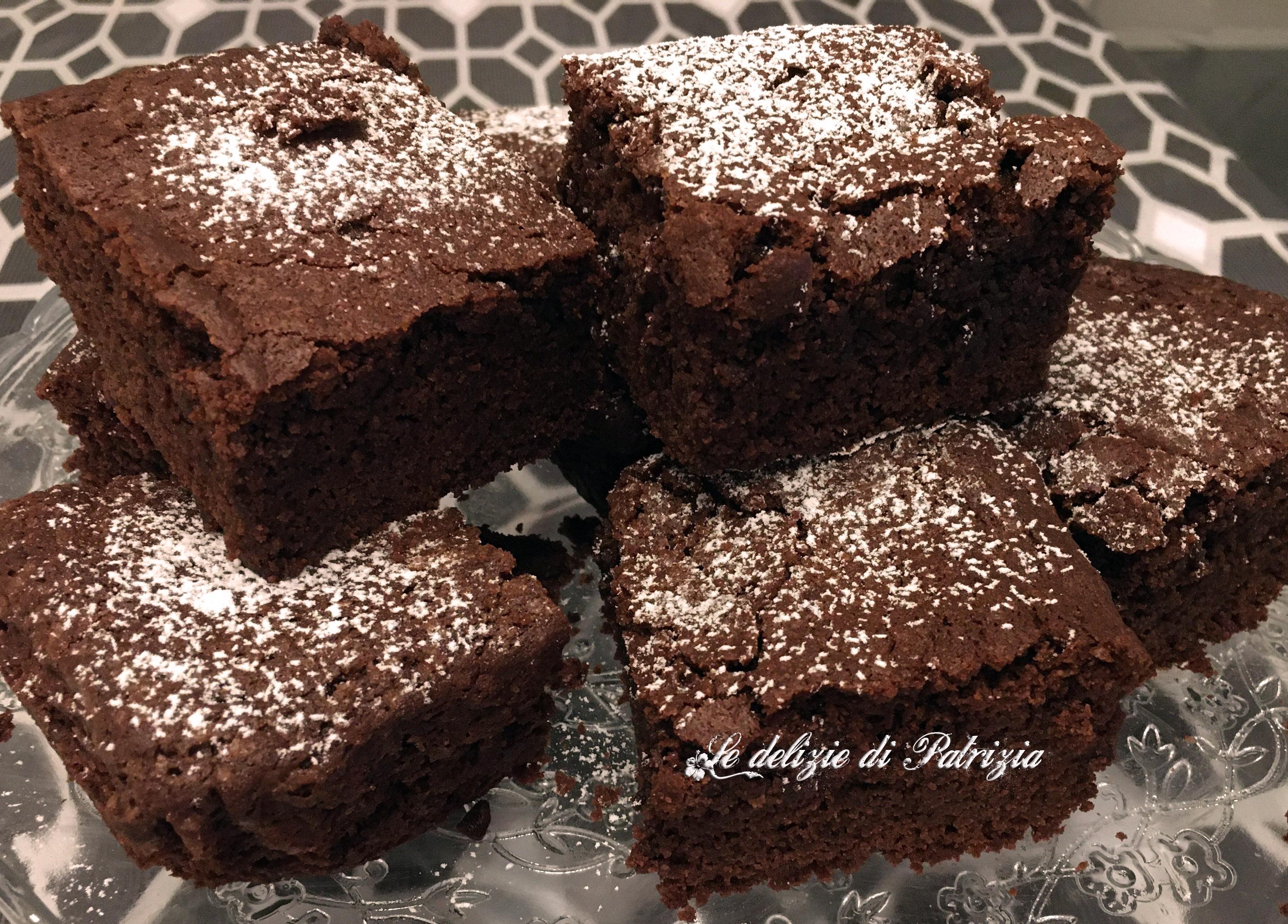 Cubotti al cioccolato fondente